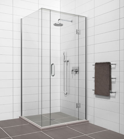 White Bathrooms Nz pro base tiled shower | tiled showers nz made | leakproof tile showers